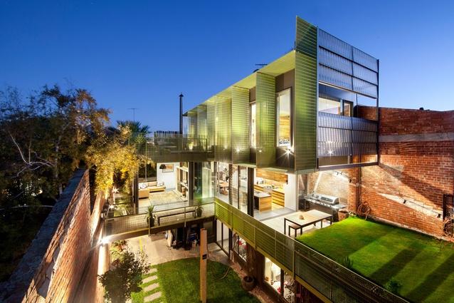 2013 Houses Awards Shortlist Sustainability Architectureau