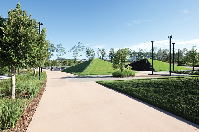 2011 aila queensland state awards architectureau for Tract landscape architects