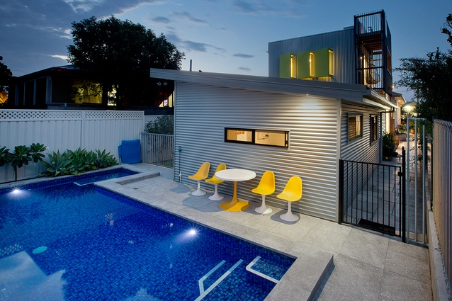 Ten7 by Shane Denman Architects.