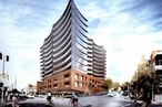 Wardle-designed apartment project before VCAT