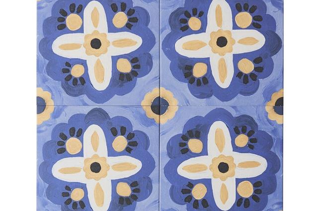Bonnie and Neil x Byzantine Design tiles