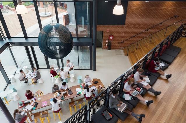 Radford College – Radford Senior School by Cox Architecture.