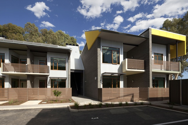 <strong>Residential – Multiple:</strong> Lochiel Park Affordable Apartments by Phillips/Pilkington and Greenway Architects.