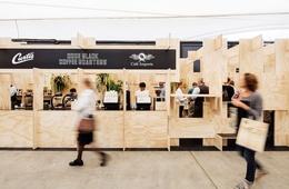 2015 Eat Drink Design Awards: Best Temporary Design – high commendations