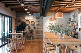 2016 Eat Drink Design shortlist: Best Restaurant Design