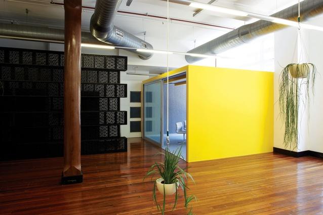 2011 australian interior design awards shortlist for Interior design for advertising agency
