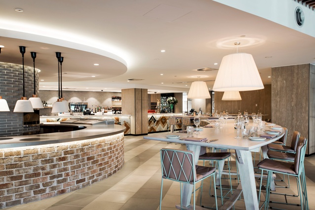 Cucina Vivo by Luchetti Krelle in collaboration with Steelman partners.
