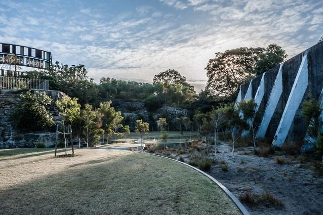 Ballast Point Park by McGregor Coxall with CHROFI.