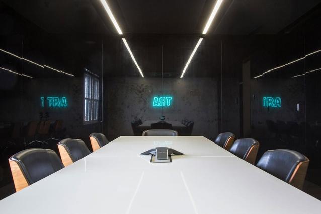 Finalist: Workplace (up to 1,000m2) – TRA (Britomart, Auckland) by Jose Gutierrez.