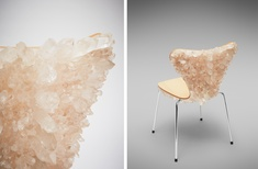 Series 7 chair re-designed for charity