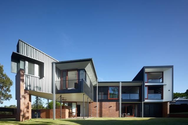 Buena Vista by Shaun Lockyer Architects.