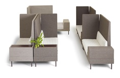 Smallroom modular seating