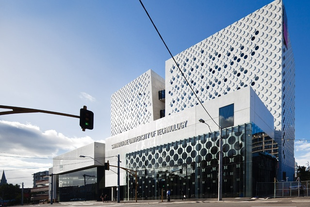 Swinburne University Advanced Technologies Centre By H2o