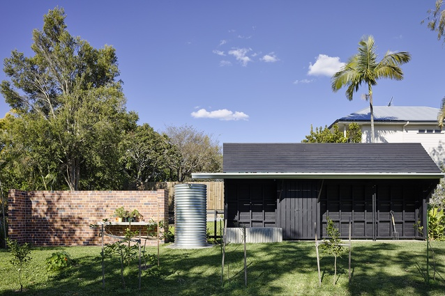 Garden Shed by Vokes and Peters with Owen and Vokes and Peters.