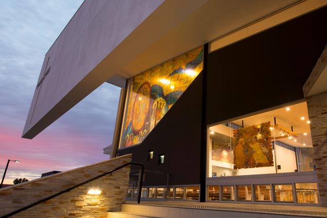 St Francis Xavier Catholic Church, Belmont by Killen + Doran Architects.