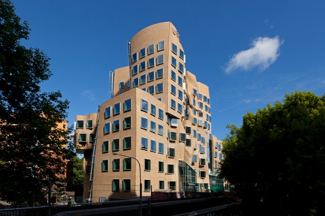Dr Chau Chak Wing building at University of Technology Sydney by Gehry Partners
