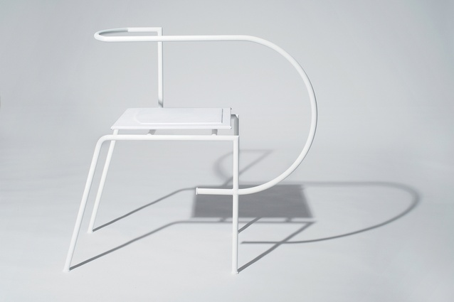 Connesso armchair by Caroline Eriksson.