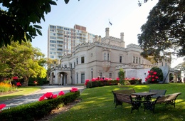 2012 National Architecture Awards: Lachlan Macquarie Award