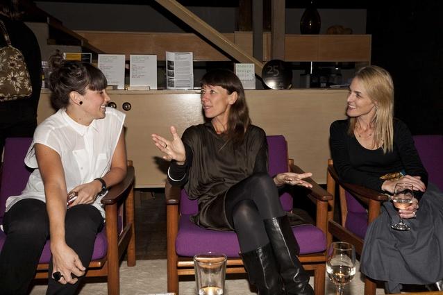 Katelin Butler, Rachel Neeson and Jo Nolan.