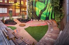 Indigenous garden opens in heart of Melbourne