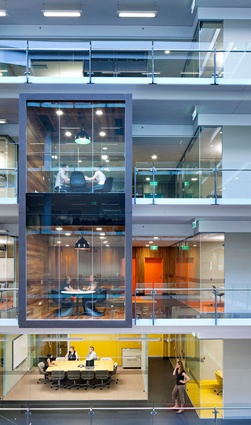 Energex Newstead Riverpark Workplace by BVN Donovan Hill in association with Cox Rayner
