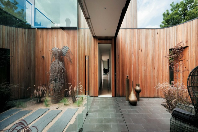Toorak, Melbourne (Vic) renovation by architect Matt Gibson.