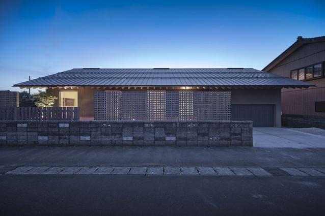 Facet Studio's M House, Niigata, Japan.