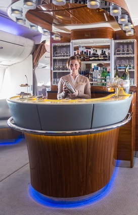 Emirates Business Class and Dubai - a match made in travel heaven.