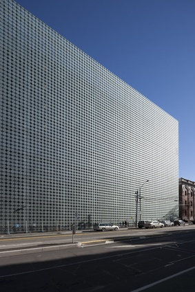 Sean Godsell Architects' Design Hub.