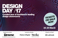 Tickets on sale now: Designday 2017