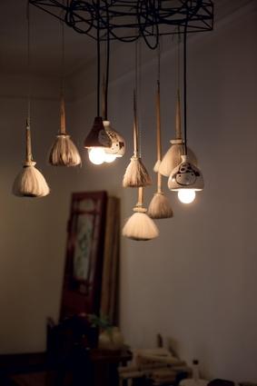 Lights made by Teng.