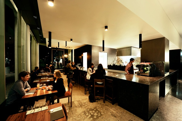 Esquire Restaurant by Hassell.