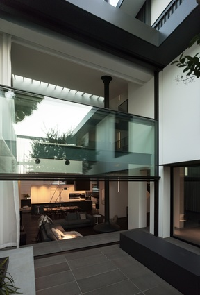 W House by MCK Architects.