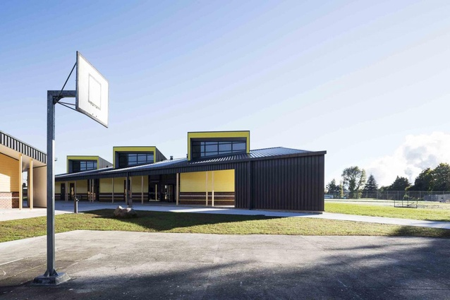 Finalist: Completed Buildings (Education): Tarawera High School by RTA Studio.