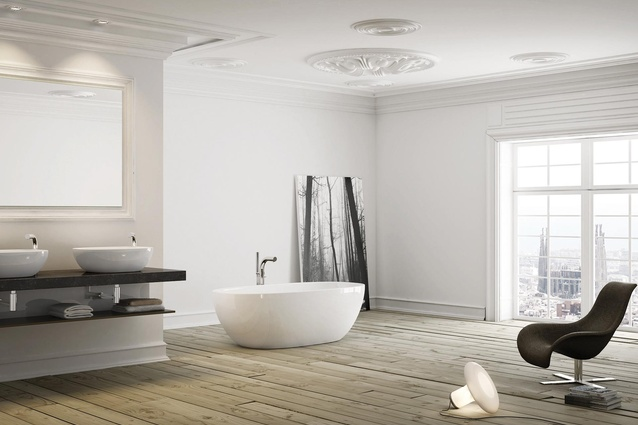 Barcelona bath by Victoria + Albert from Robertson.