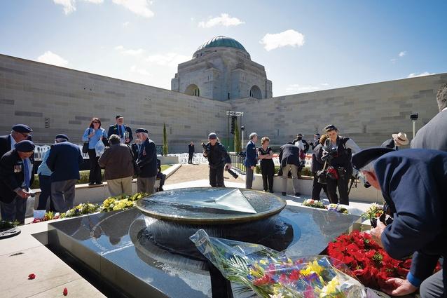 Australian War Memorial Eastern Precinct – Johnson Pilton Walker.