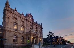 Glebe Town Hall