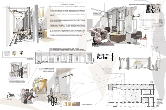 2013 agotya announced architecture now - Interior design portfolio samples ...