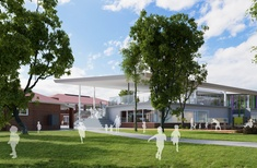 Inter-war heritage site to become new primary school
