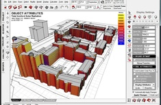 Sustainable design analysis and BIM