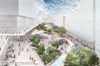 Draft concept design for Parramatta Square public domain unveiled