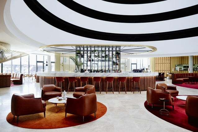 Canberra Airport Hotel by Bates Smart.