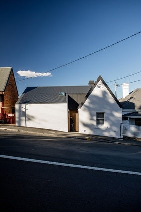 Milkmans Cottage by Preston Lane Architects.