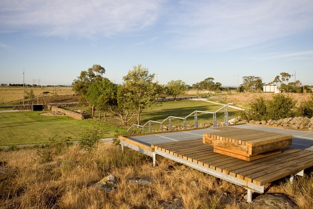 2014 victorian landscape architecture awards architectureau for Mdg landscape architects