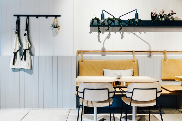 Crux and Co by Architects EAT.