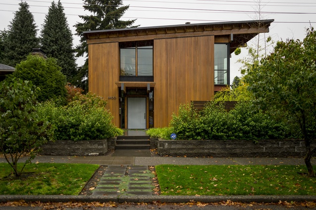 A Stannard-designed project in Seattle.