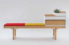 Object of Desire – Krobo bench