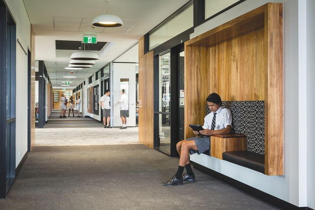 Adelaide High School New Learning Centre Architectureau