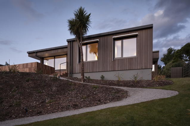 Housing Award: George House by Rafe Maclean Architect.