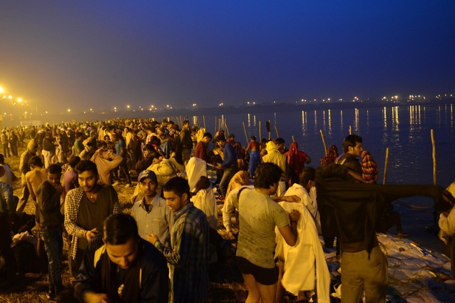 India's Ganga River is sacred to Hindus, but is also one of the world's most polluted waterways.